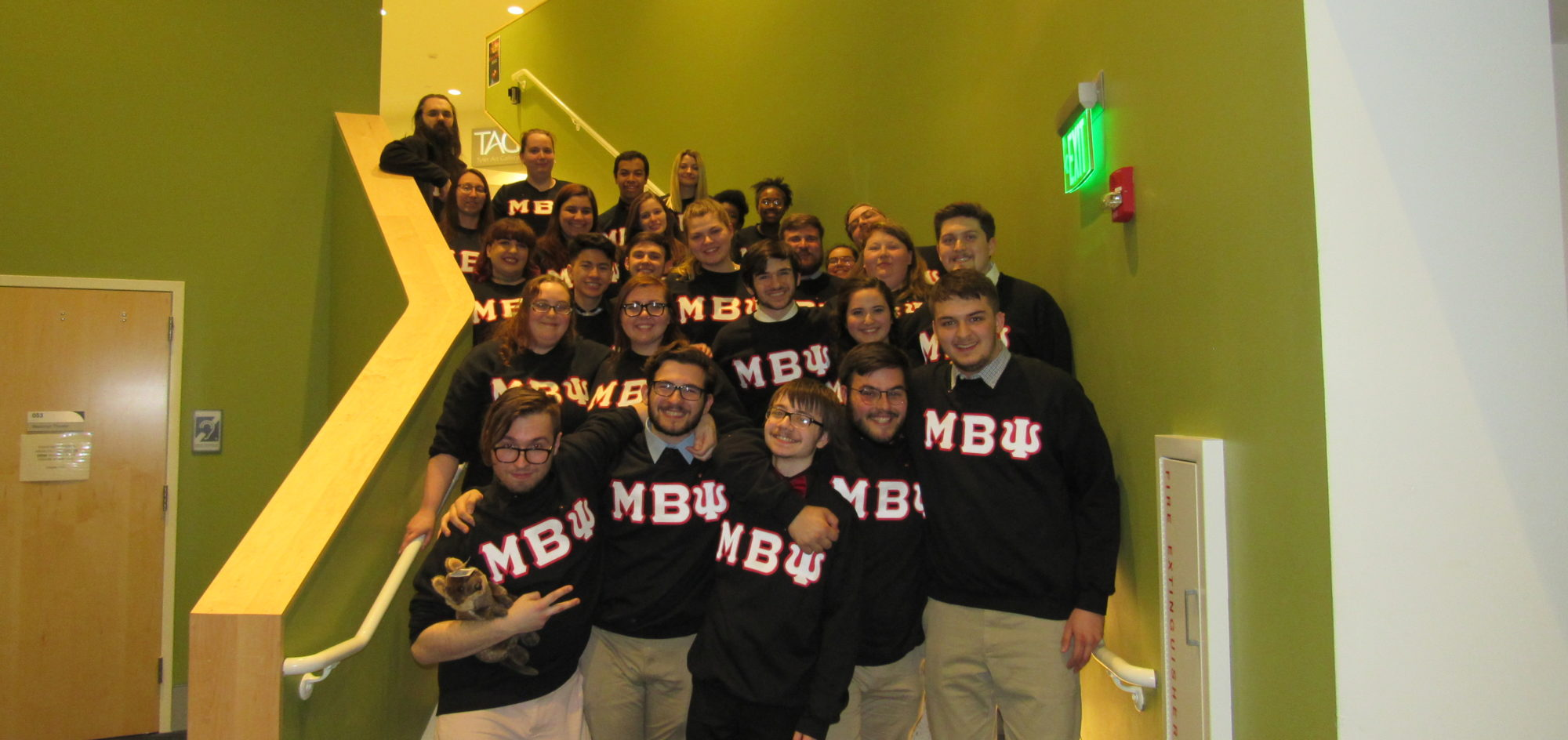 Mu Beta Psi - Nu Chapter